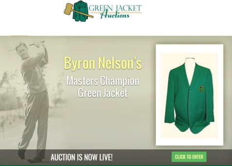 Green Jacket Auctions Summer 2017 Auction Ends August 19, 2017 ...