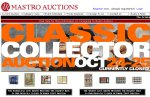 Mastro Auctions Home Page