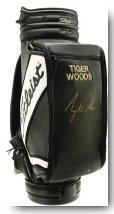 97 Masters Tiger Woods Golf Bag
