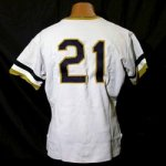 Roberto Clemente 1970-71 Game Used Jersey