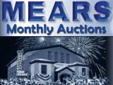 MEARS Auction of Memorabilia and More Ends August 6, 2018