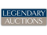 Bid Now: Legendary Auctions September 3-4 Catalog Auction