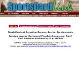SportsCardLink July Auction at SportsCardLink.com – Ends July 25th