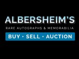 Come See Albersheim's at the National Sports Collectors Convention in Chicago