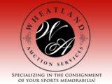 Bid Now: Wheatland Auction August 17th 2014 Sports Memorabilia Auction