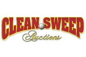Clean Sweep Auctions Major Auction In Progress – Ends January 29, 2020