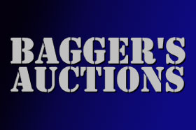 Bagger's Auctions Spring Collectors Auction Ends April 24, 2021
