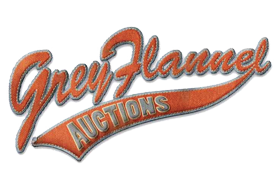 Grey Flannel's January 2-22, 2019 Auction Features Elite Game-Used Sports Memorabilia and More