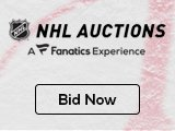 Bid Now: NHL Auctions Offers Multiple Auctions of Memorabilia and More