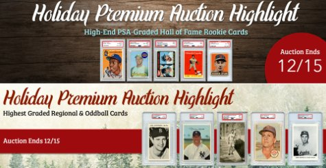 Small Traditions Holiday Premium Auction In Progress – Closes December 15, 2018