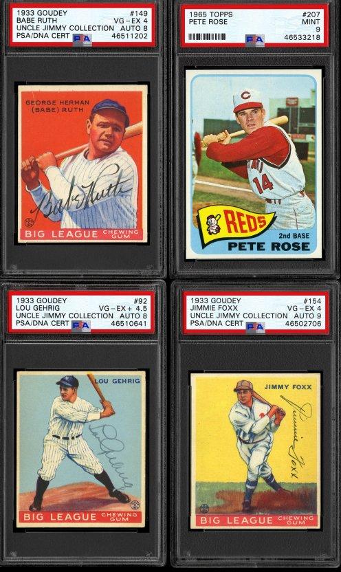 Bid Wheatland Auction Services July 12 2020 Sports Card And Memorabilia Auction Auction Report