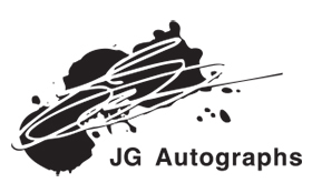 JG Autographs Weekly eBay Auction Ends Tuesday, April 27, 2021 at 7:30 PM EST
