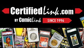 CertifiedLink Auction Features Mantle Rookie,Top Sports Cards, Black Lotus and 100+ Magic The Gathering Cards – Ends Feb. 8th